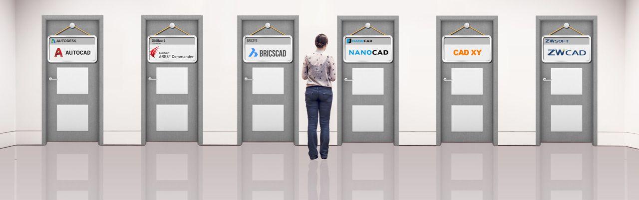 Neviete sa rozhodnúť či potrebujete AutoCAD, AutoCAD LT, alebo vám plne postačí niektorá alternatíva AutoCADu?